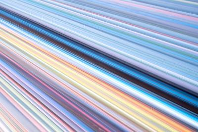 Pastel Power-Doug Chinnery-Photographic Print