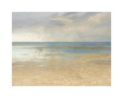 Pastel Seascape I-Christy McKee-Giclee Print