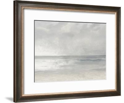 Pastel Seascape IIB-Christy McKee-Framed Giclee Print