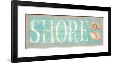 Pastel Shore-Daphne Brissonnet-Framed Premium Giclee Print