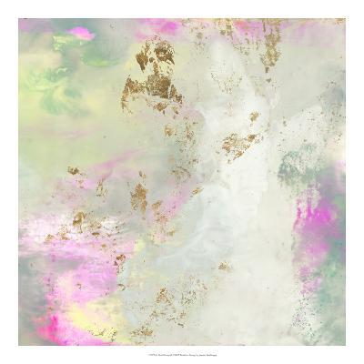 Pastel Swoop II-Jennifer Goldberger-Art Print