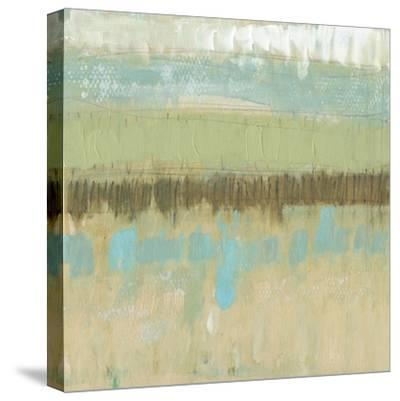 Pastel Textures I-Jennifer Goldberger-Stretched Canvas Print