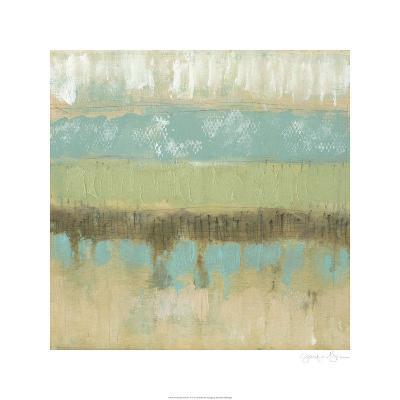 Pastel Textures II-Jennifer Goldberger-Limited Edition
