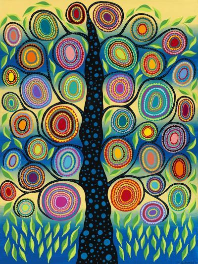 Pastel Tree of Life-Kerri Ambrosino-Giclee Print