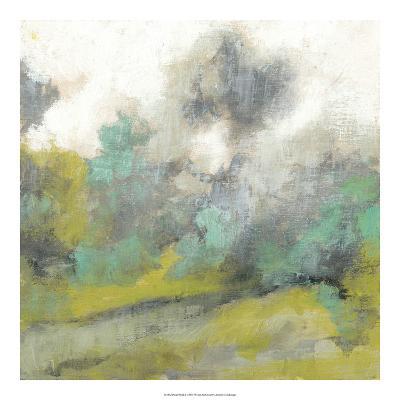 Pastel Walk I-Jennifer Goldberger-Giclee Print