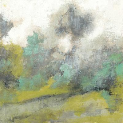Pastel Walk I-Jennifer Goldberger-Art Print