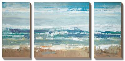 Pastel Waves-Peter Colbert-Canvas Art Set
