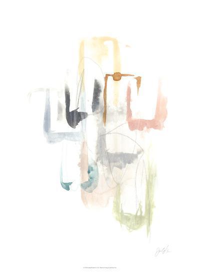 Pastel Windows I-June Erica Vess-Limited Edition
