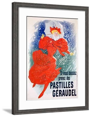 Pastilles Geraudel--Framed Giclee Print