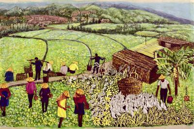 Pastoral, 1992-Komi Chen-Giclee Print