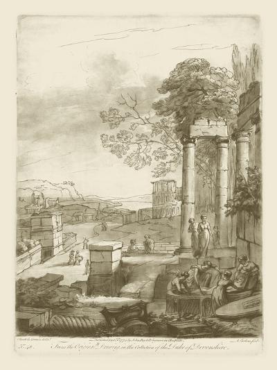 Pastoral View II-Claude Lorraine-Art Print