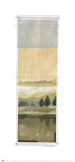 Pasture of Light IV-Craig Alan-Art Print