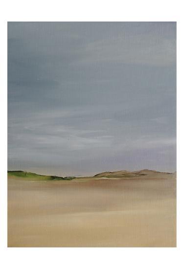 Pastures-Peter Laughton-Art Print