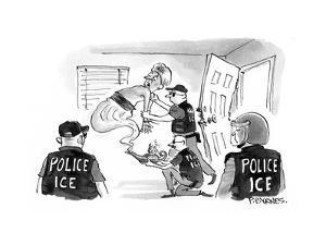 Cartoon by Pat Byrnes