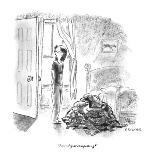 """""""How much is that in years of tuition?"""" - New Yorker Cartoon-Pat Byrnes-Premium Giclee Print"""