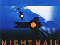 Night Mail-Pat Keely-Art Print