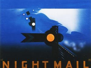 Night Mail by Pat Keely