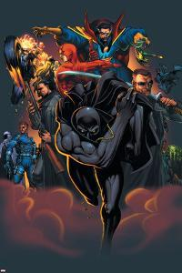 Handbook: Marvel Knights 2005 Cover: Black Panther by Pat Lee