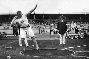 Pat MacDonald at the 1912 Summer Olympics in Stockholm, 1912