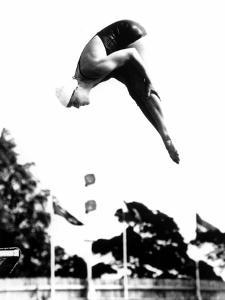 Pat McCormick, First to Win Back-To-Back Olympic Gold Medals in Platform and Springboard Diving