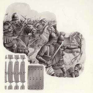 Army of the Khalif of Persia in the Middle Ages by Pat Nicolle