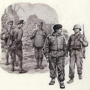 Body Armour from World War 2 to Today by Pat Nicolle
