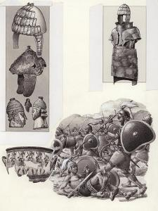 Bronze Age Greek Armour by Pat Nicolle