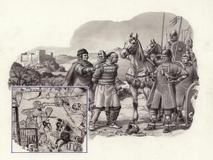 Crusaders in Turkey in the 11th Century by Pat Nicolle