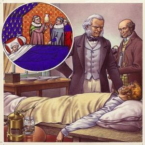 Scenes from the History of Medicine by Pat Nicolle