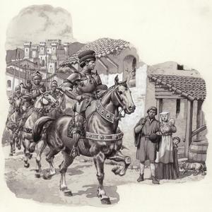 Sigismondo Malatesta, Italian Mercenary by Pat Nicolle