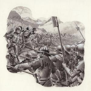 Swiss Infantry in the 15th Century by Pat Nicolle
