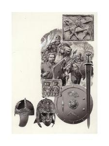 The Barbarians That Destroyed Imperial Rome by Pat Nicolle