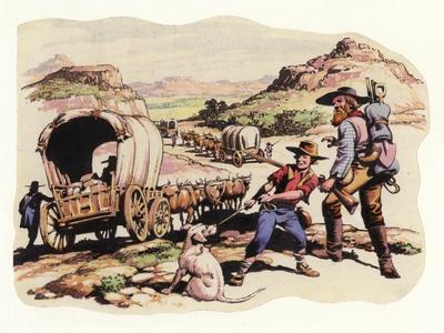 The Great Trek of 1835-1837