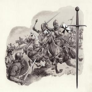 The Teutonic Knights by Pat Nicolle