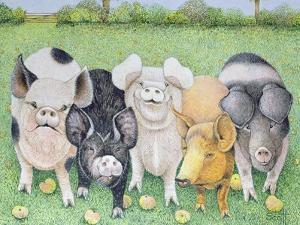 A Chorus Line by Pat Scott
