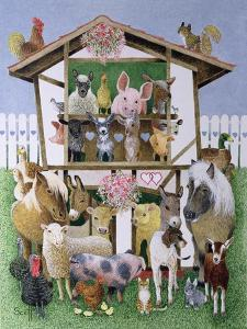 Animal Playhouse by Pat Scott
