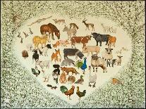 The Big Cats-Pat Scott-Framed Premier Image Canvas