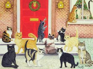 Christmas Carols by Pat Scott