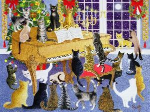 Christmas Chorus by Pat Scott