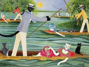 Those Summer Punts by Pat Scott