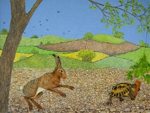 Tortoise and Hare by Pat Scott