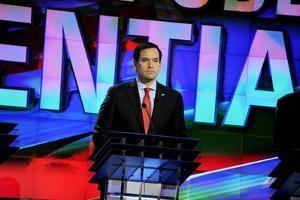 GOP 2016 Debate by Pat Sullivan