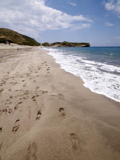 Patara Beach, Near Kalkan, Anatolia, Turkey, Asia Minor, Eurasia--Photographic Print