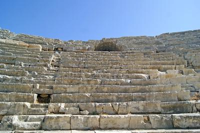 Patara's Amphitheatre, Patara, Turkey--Photographic Print