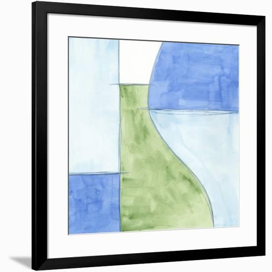 Patch II-J. Holland-Framed Premium Giclee Print