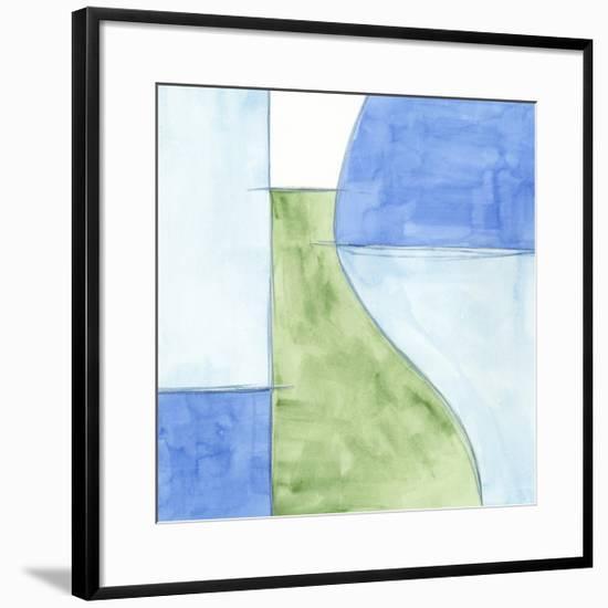 Patch II-J. Holland-Framed Premium Giclee Print