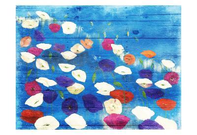 Patch Of Colors-Jace Grey-Art Print