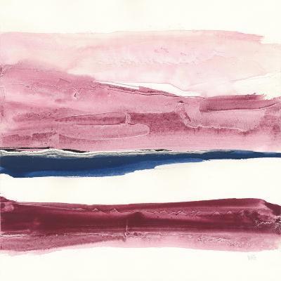 Patch of Indigo I-Chris Paschke-Art Print