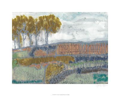 Patchwork Landscape I-Jennifer Goldberger-Limited Edition