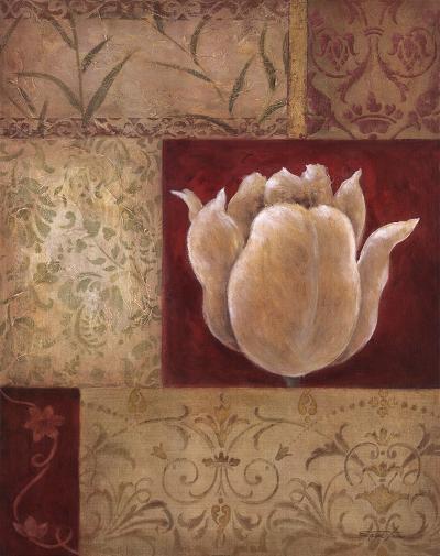 Patchwork Tulip-Eugene Tava-Art Print